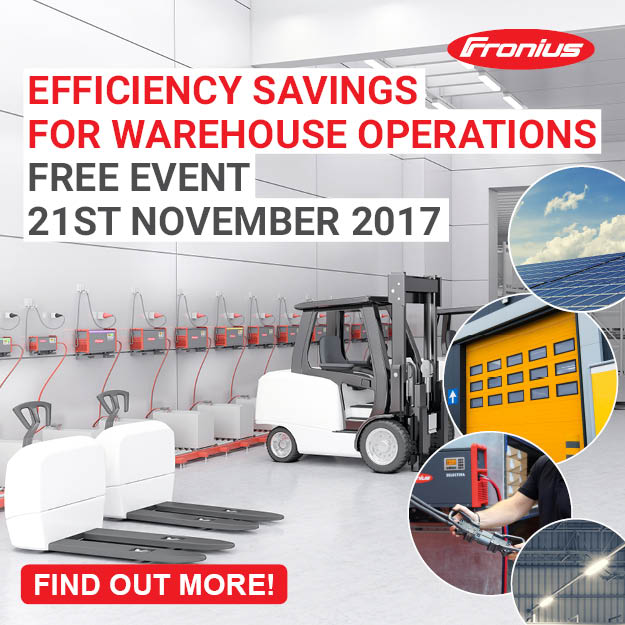 Fronius forklift batteries