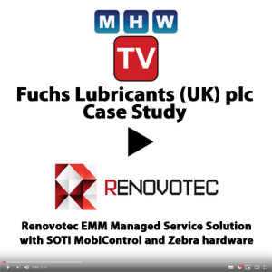 Fuchs Lubricants (UK) plc Case Study