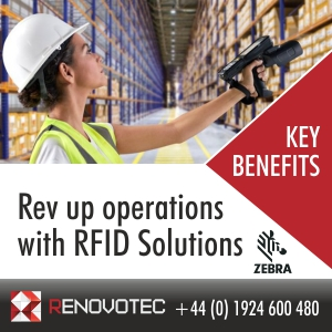 Rev up operations with Renovotec RFID solutions