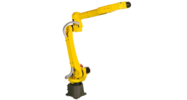 Long and lean: new FANUC robot handles challenging packaging applications