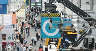 CeMAT – Special dedicated display area for cranes and lifting equipment