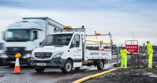 Lagan O&M puts safety first with Mercedes-Benz Sprinter