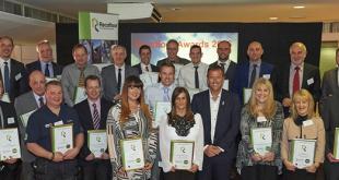 Recofloor names 2016 vinyl flooring recycling award winners