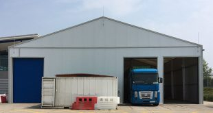 Smart-Space provides Stop 24 Folkestone Services with new customs clearance facility