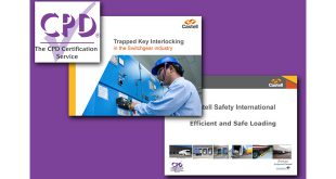 Castell joins CPD Certification Service