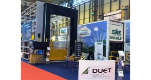 Transdek innovative double deck solutions take centre stage at IMHX 2016