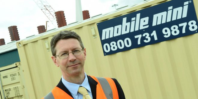 Investment and innovation boosts half year results at Mobile Mini