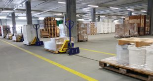 Swiss 3PL provider opts for Egemin E'tow system