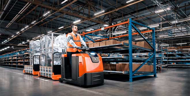 Toyota Material Handling Uk Share Knowledge At The