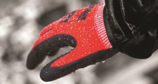 Polyco is home and dry with new water resistant gloves range