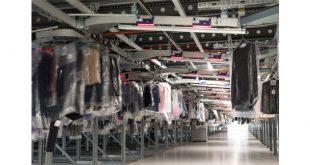 John Lewis Magna Park 2 DC now handling hanging garments thanks to Dürkopp technology