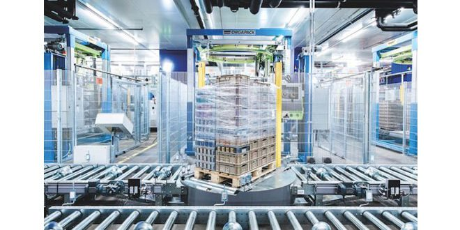 Second FAST Picking solution from KNAPP goes live at Migros
