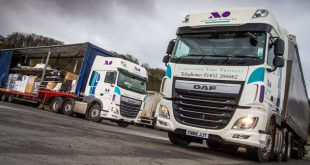 New DAF XFs delivering brilliant AdBlue usage for Arthur Oakley Transport