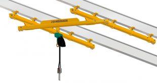 New finish for versatile hoist range is environment optimised