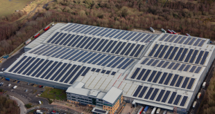 Lyreco one of the first UK companies to be powered by industrial scale battery