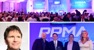 PPMA Group Industry Awards 2017
