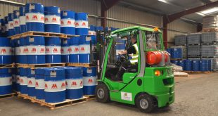 MILLERS OILS MOTOR AHEAD WITH CESAB