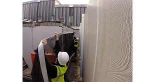 RABSCREEN SHOWCASES NEW FITTING SYSTEM