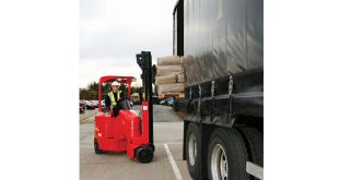 Flexi - The ideal forklift solution at the CV Show