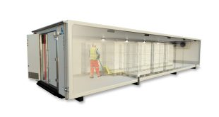 Blue Cube Portable Cold Stores