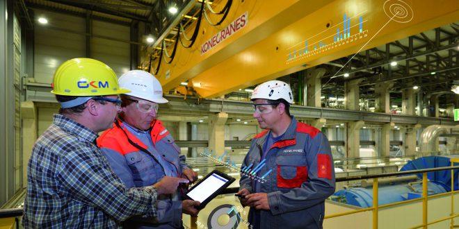 Konecranes 260 cranes and hoists at the high-capacity power plant Mannheim
