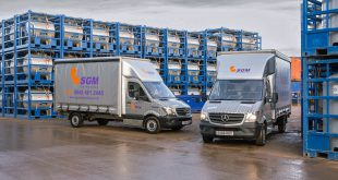 Maxoptra Dynamic Scheduling Helps SGM Distribution Boost Express Service Delivery