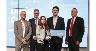 UK students win Toyota Logistics Design award
