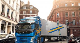 Volvo hooks up with Krone for City trailer trials