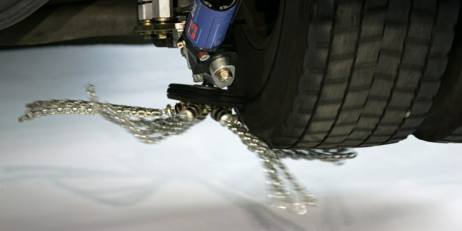 Improve Your Traction on Snow & Icy Roads with RUD Automatic Snow Chains