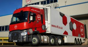 NFT DRIVES SAFETY COMFORT AND FUEL ECONOMY WITH RENAULT TRUCKS