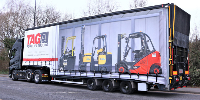 CARTWRIGHT DELIVERS BESPOKE TRAILER TO NEW CUSTOMER