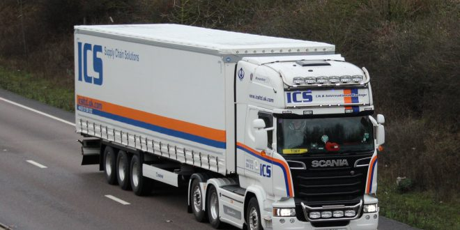 Continued growth for ICS Distribution as trailer fleet expands with Krone