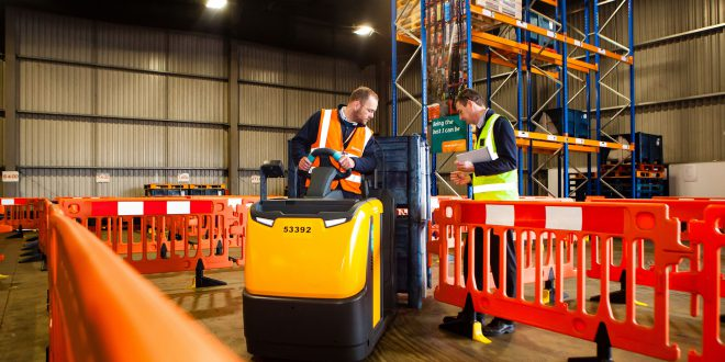 Firms potentially wasting 1000s GBP on lift truck training according toRTITB