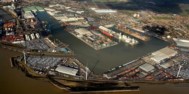 Port of Tilbury WINS Rail Business Award for first time