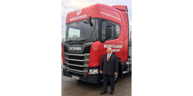 Preston based logistics specialist Montgomery Distribution grows sales team