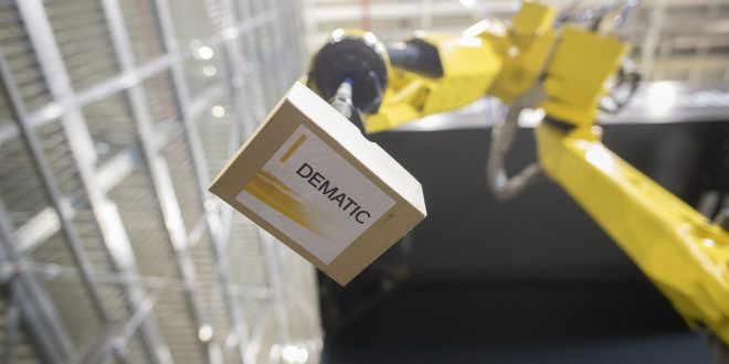 DEMATIC TO LEAD EDUCATIONAL SEMINARS AT PROMAT AND AUTOMATE