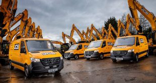 Gunn JCB shoots for the three pointed stars after turning to Rossetts for Mercedes-Benz sprinter