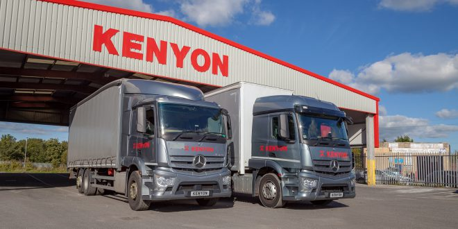 Kenyon Haulage links up with Fortec in key strategic move