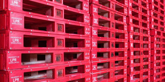 UPALL protects pallets in real world trial with LPR
