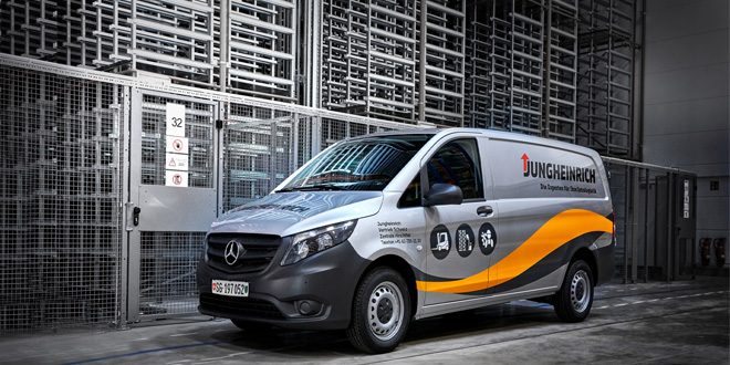 Carousel Logistics renews contract with Jungheinrich Spain