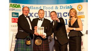 EV CARGO PALLETFORCE TO SHOWCASE SOURCING AT SCOTLAND FOOD & DRINK OSCARS