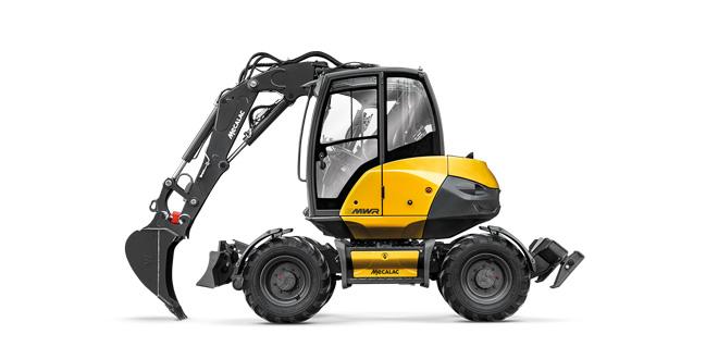 Mecalac announces UK roll out of excavator portfolio