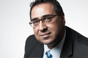 Microlise Chief Executive Officer Nadeem Raza