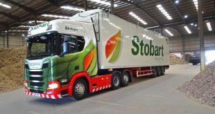 Stobart Energy Drives Fleet Management Improvements with Freeway