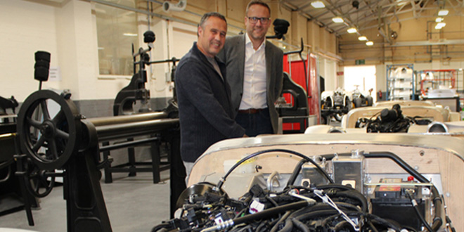 AMCO GROUP ARE AWARDED END TO END TOOLING CONTRACT FOR THE ICONIC NEW PLUS 6