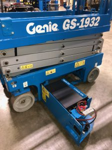 Genie Lithium Ion Battery Technology