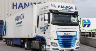 HANNON TRANSPORT ADDS 80 SMART SCHMITZ CARGOBULL REEFERS TO FLEET