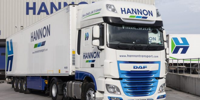 HANNON TRANSPORT ADDS 80 SMART SCHMITZ CARGOBULL REEFERS TO FLEET