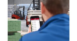 Fleet operators benefit from Linde new service manager app