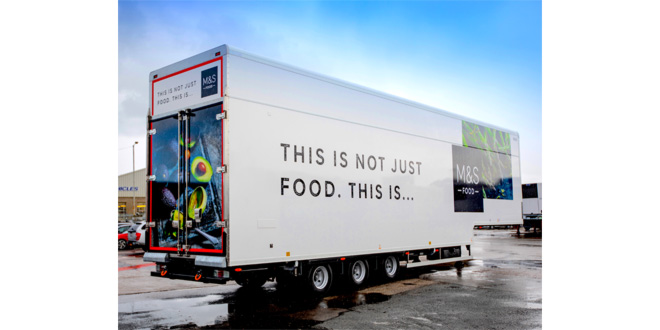 Gray & Adams to reveal M&S double decker at 2019 Temperature Controlled Storage and Distribution Show